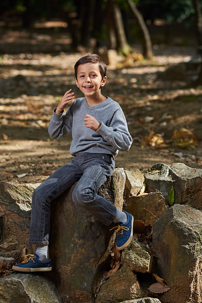 Young boy portrait, photo by Cristian Bucur Photographer in Tokyo