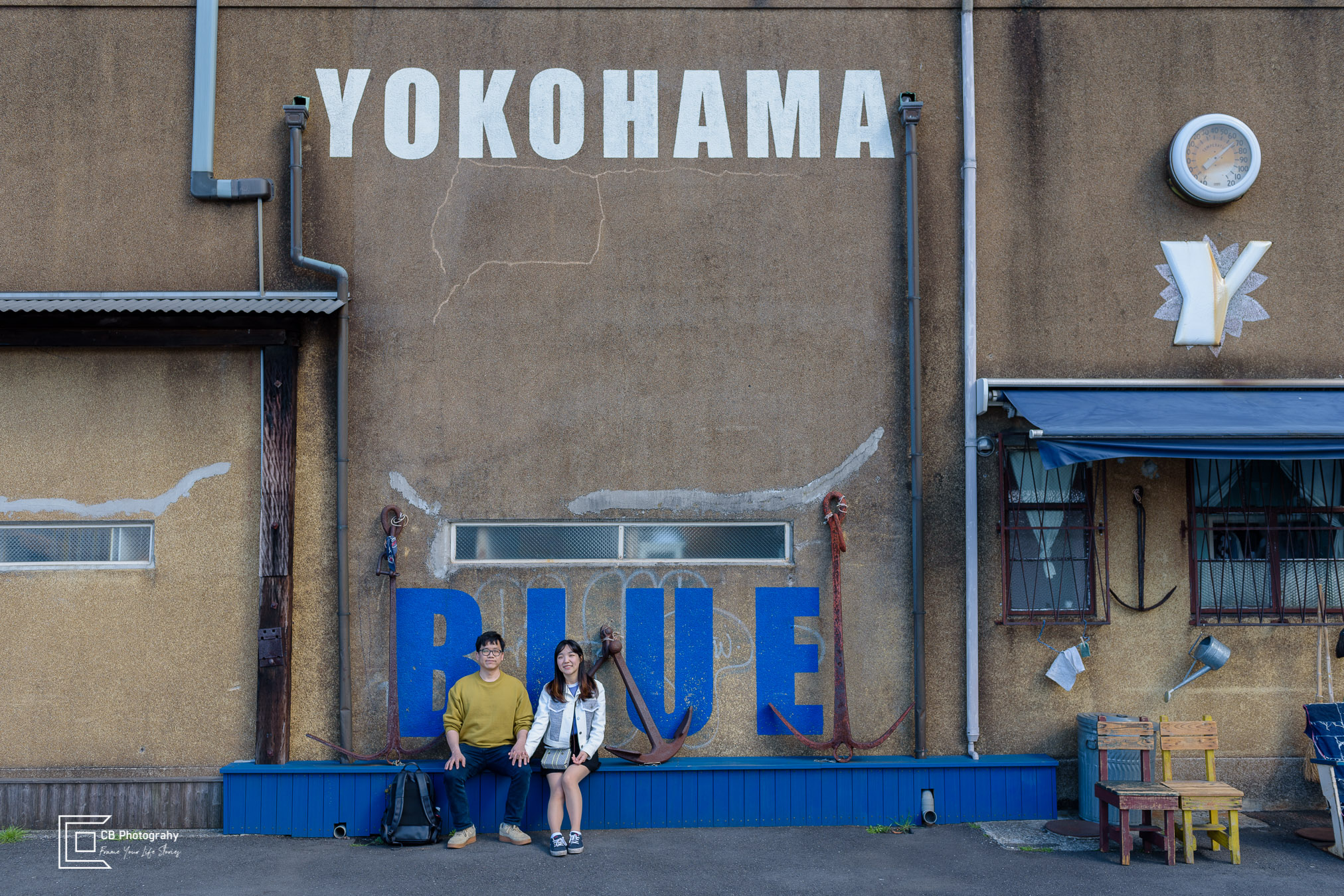 Couple Portraits Yokohama